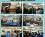 برگزاری مسابقات فجر سی و هشت به همت هیات محبان اهل بیت(ع) شهرستان رشت