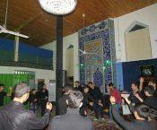 گزارش تصویری به همراه اعلام برنامه مراسم ایام فاطمیه در مسجد سنگ بست ماسال