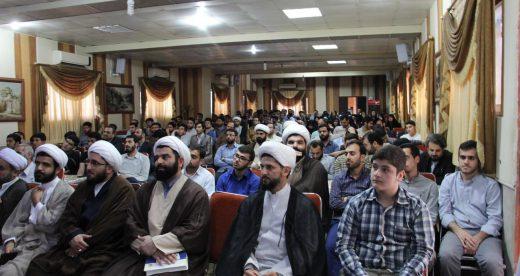 اولین نسشت تخصصی گفتمان انقلاب اسلامی در گیلان برگزار شد + تصاویر