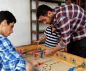 گزارش تصویری از هفته اول کانون تابستانی جوانه های صالحین   هیاتمحبان اهل بیت(ع)شهرستان رشت