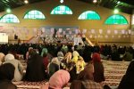 گزارش تصویری از مراسم ویژه ولادت خانم حضرت معصومه س و روز دختر