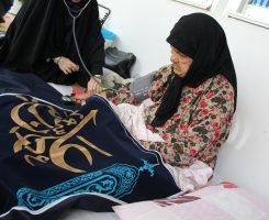 اردوی جهادی در روستای خلیل سرای فومن+تصاویر