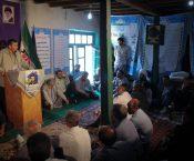 مراسم افتتاح پروژههای عمرانی روستاهای بخش حویق تالش برگزار شد