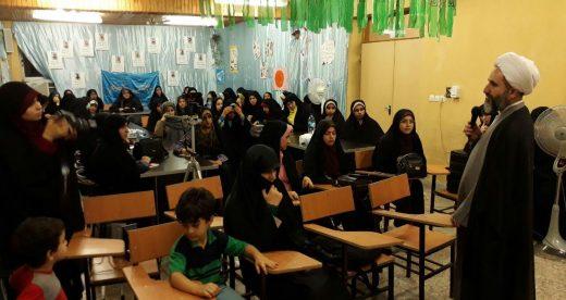 گزارش تصویری از اردوی تشکیلاتی انجمن های اسلامی دانش آموزی در ماسال