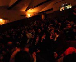 ببینید/ واکنش مردم بعد از تماشای فیلم «به وقت شام» در سینما سپیدرود رشت