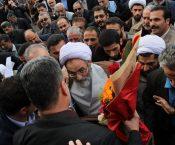 گزارش تصویری استقبال کم نظیر مردم رشت از جناب حجت الاسلام و المسلمین فلاحتی