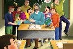 به مناسبت روز معلم طرح «آینده سازی عاشقانه»
