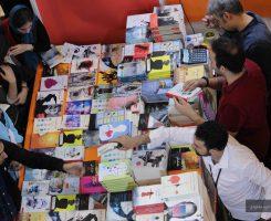 گزارش تصویری /سی و یکمین نمایشگاه بین المللی کتاب