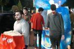 """اجرای طرح """"افطاری ساده"""" در جوار مزار شهدای گمنام  بوستان ملت +تصاویر"""