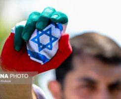 گزارش تصویری/ شکوه حضور مردم روزهدار در راهپیمایی روز قدس