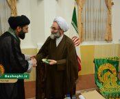 دیدار خدّام آستان قدس رضوی با نماینده ولی فقیه در استان گیلان